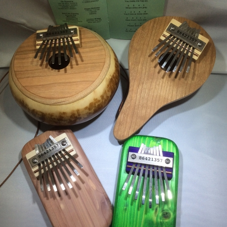 Handcrafted Wood Instruments